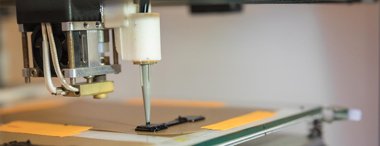 3D material printing